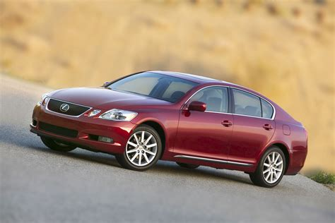2006 Lexus Gs300 Recall by Voluntary Recall On 245 000 Lexus Gs And Is Models