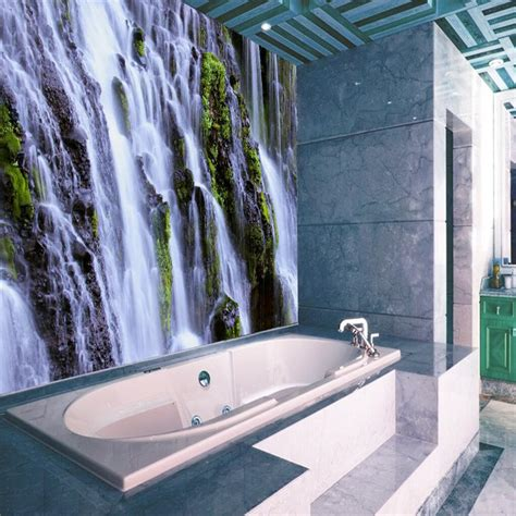 3d wallpaper home decor 3d wallpaper home decor photo background waterfall