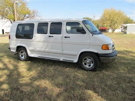 automobile air conditioning service 2003 dodge ram van 1500 spare parts catalogs buy used 2003 dodge ram conversion van in perry oklahoma united states