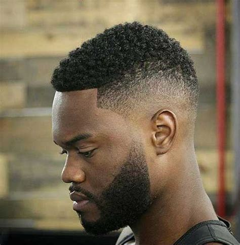 stylish low haircuts for black men stylish black guys with unique hairstyles mens
