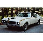 1969 OLDSMOBILE 442 HURST COUPE  15510