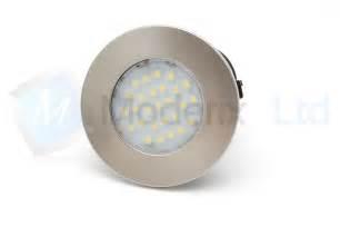 Brushed Chrome Light 240v Led Recessed Downlight Spotlight 240v Led Lighting