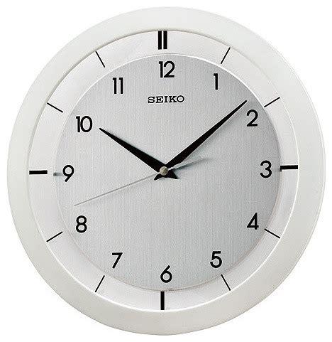 surprise savings on quiet wall clocks seiko clock seiko quiet sweep second hand wall clock