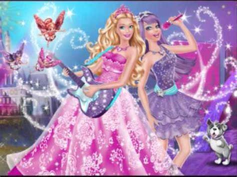 film barbie pop star barbie la princesse et la pop star les photo du film youtube