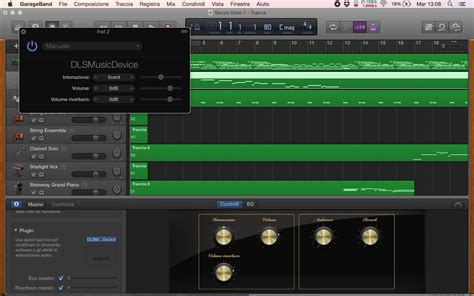 Garageband Can T Hear Track Audio Strange Issues With Garage Band 10 And Sound Fonts