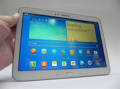 Second Samsung Galaxy Tab 3 10 1 Samsung Galaxy Tab 3 10 1 Review Feels Like 2012 Looks Dull Only Audio Impresses