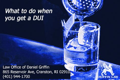 Will You Get A Dui If You Go To Detox by What To Do When You Get A Dui 1 Ri Dui Lawyer Rhode