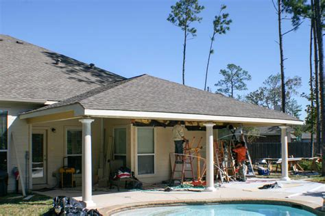 Patio Covers Tx Patio Cover In Houston Tx Hhi Patio Covers