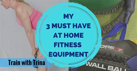 3 must at home fitness equipment fit4females 174