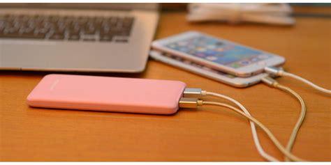 Orico Power Bank 5000mah Ld50 Pink orico white ld50 5000mah dual usb power bank orc ld50 wh