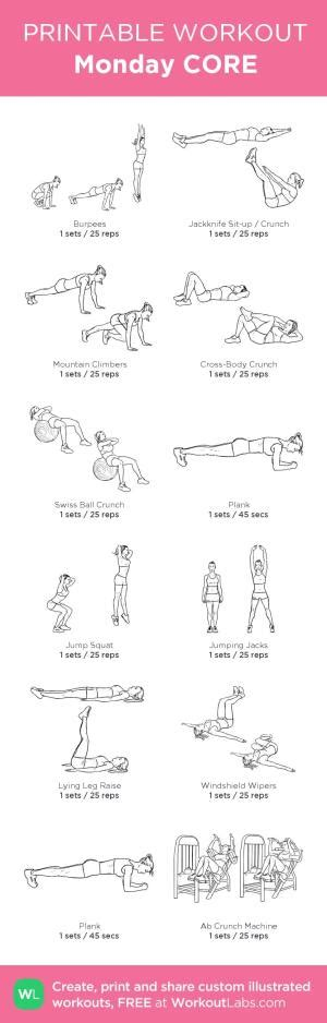 triceps and biceps my custom printable workout by workoutlabs workoutlabs customworkout