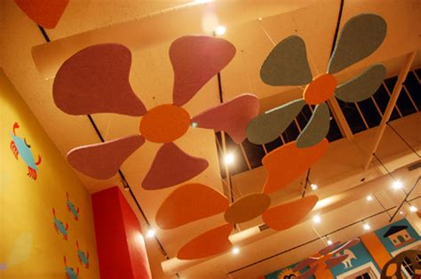 fun ceiling fans the little treehouse play cafe in chestnut hill