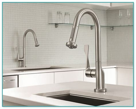 uberhaus industrial kitchen faucet