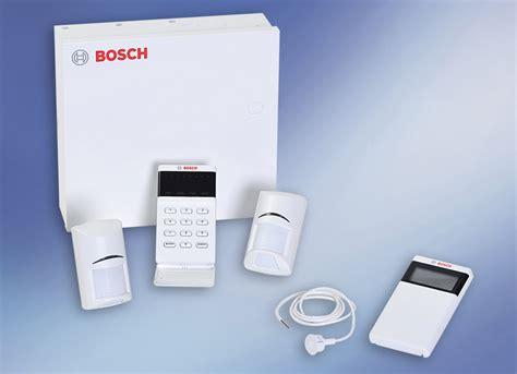 Alarm Bosch bosch security systems bv systems intrusion alarm