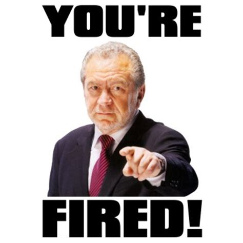 You Re Fired Meme - jan fennell the dog listener