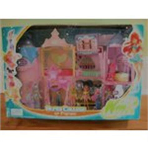 winx doll house winx club mini fairies castle doll house alfea college 04 18 2011