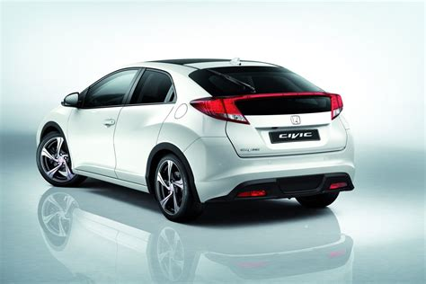 Honda Up Honda Spices European Civic Up With Aero Package