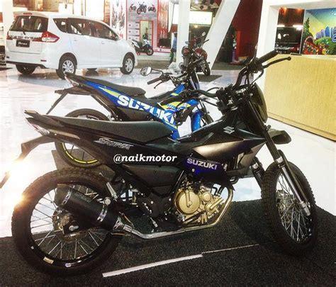Knalpot Racing For Zuzuki Satria Fu Injeksi 2 pertamax7 suzuki satria f injeksi modif trail