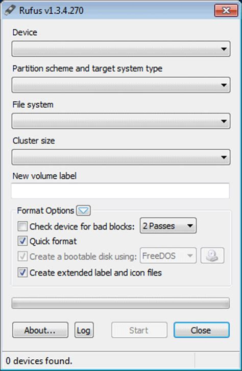 rufus multiboot tutorial make bootable flash device from iso image file