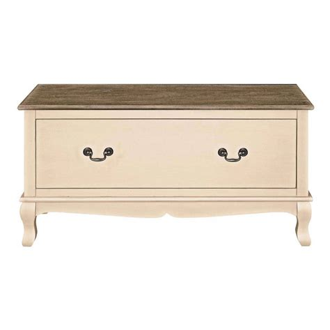 bench box seat bedding box with bench seat in cream by out there interiors notonthehighstreet com