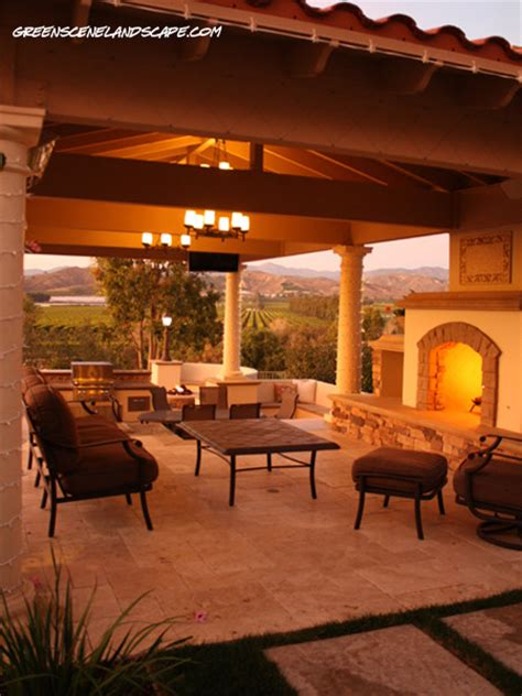 outdoor living room with fireplace outdoor living room and fireplace patio los angeles