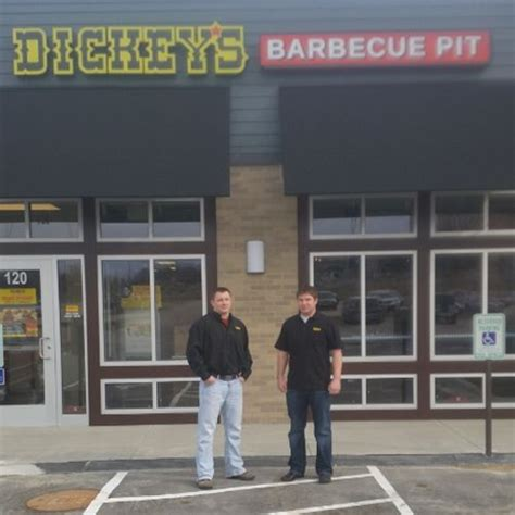 Dickies Gift Card - brothers bring barbecue to middleton with new dickey s barbecue pit restaurant magazine