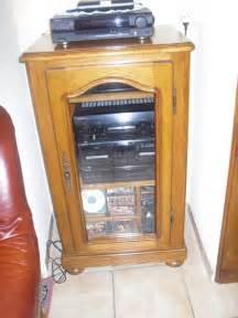 meuble tv hifi bois occasion artzein