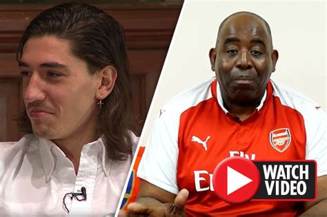 arsenal fan tv arsenal fan tv responds after hector bellerin slams