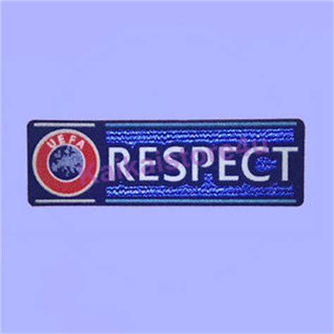 Patch Badge Uefa Eropa League 2002 2009 uefa respect chions league football patch 2008 2016