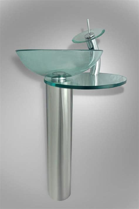 waschbecken aus glas g 228 ste wc bad waschbecken waschtisch glas waschschale