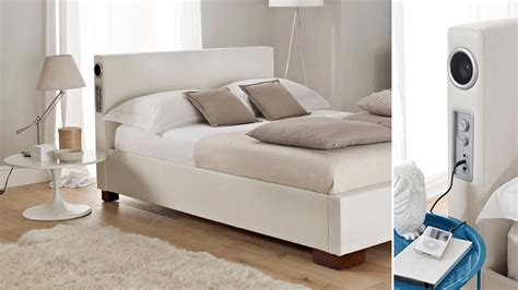 bed with speakers speaker packed bed is everything teenage guys think