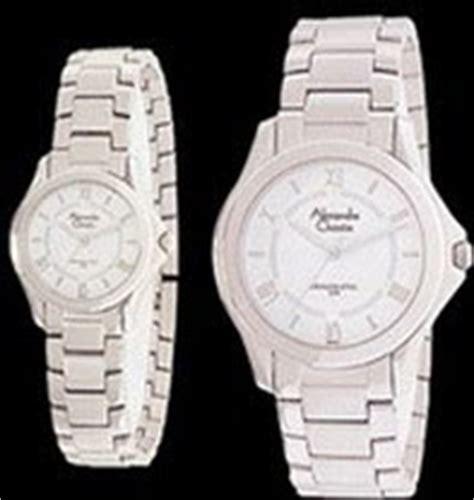 Alexandre Christie Ac 6386 Silver Black Plat White T1910 4 jari shopping christie original wacth