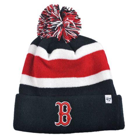 47 brand boston sox mlb breakaway knit beanie hat mlb
