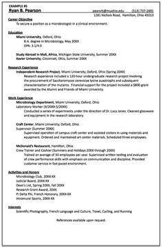 wonderful microbiology resume sles microbiologist resume template krida info