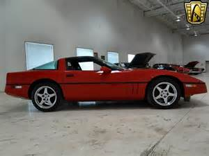 1985 Chevrolet Corvette For Sale Gateway Classic Cars Classic Cars For Sale Cars