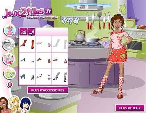 jeux chef de cuisine jouer 224 habille une chef de cuisine jeux flash stuff