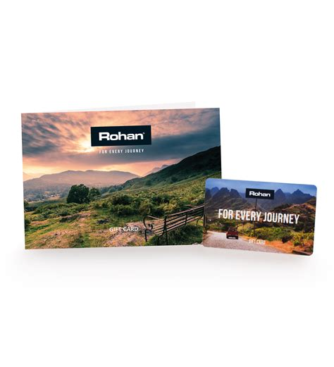 Rohan Gift Card - the rohan gift card