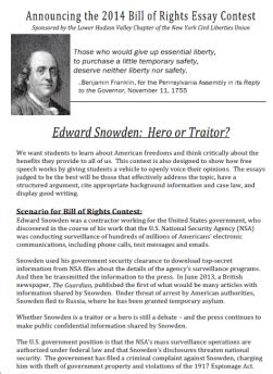 The Bill Of Rights Essay by Bill Of Rights Essay 2009 Bill Of Rights Day Essay Contest New York Civil Liberties Union