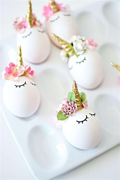decorar huevos ideas bonitas para decorar huevos de pascua urban mom