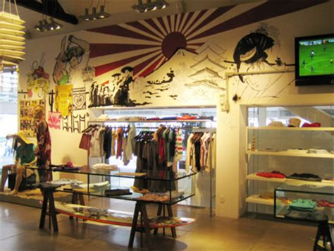 Interior Design Stores by Modern Clothing Store Interior Design Showcase Shine