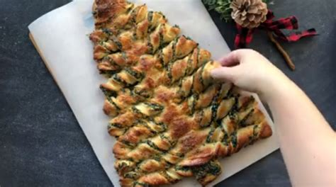 christmas tree spinach dip recipe tree spinach breadsticks area information