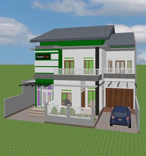 desain rumah islami desain rumah islami toko rumah sae