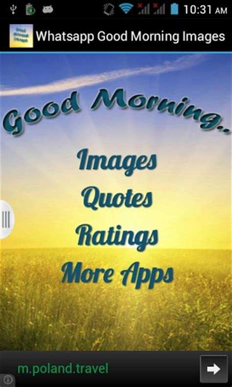 whatsapp wallpaper good morning download download whatsapp good morning images for android appszoom