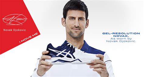 Principles Novak Collection by Asics Singapore Official Running Shoes Clothing