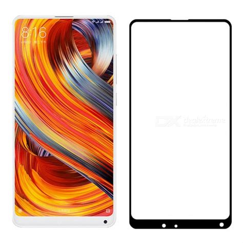 Tempered Glass Warna Mi Mix naxtop tempered glass screen protector anti scratch