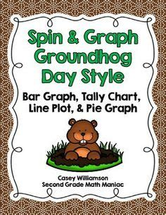 groundhog day bar graphing on bar graphs second grade math and