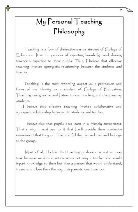 jetron portfolio in practice teaching