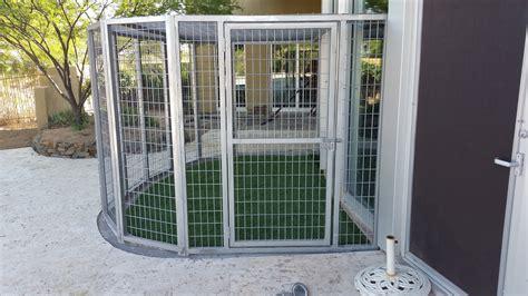 kennels tucson az runs installed gilbert arizona kennels for sale
