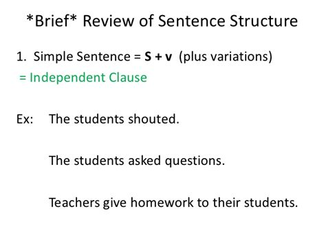 design brief used in a sentence brief review of sentence structure2010