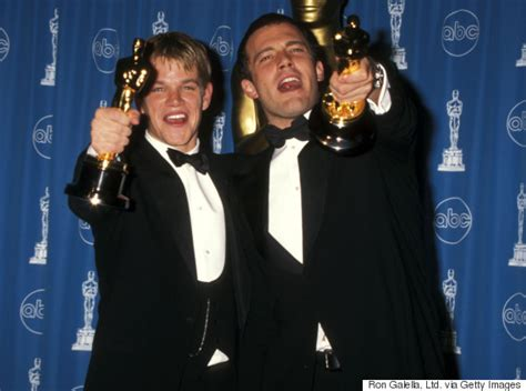 matt damon oscar 7 things you may not about will huffpost